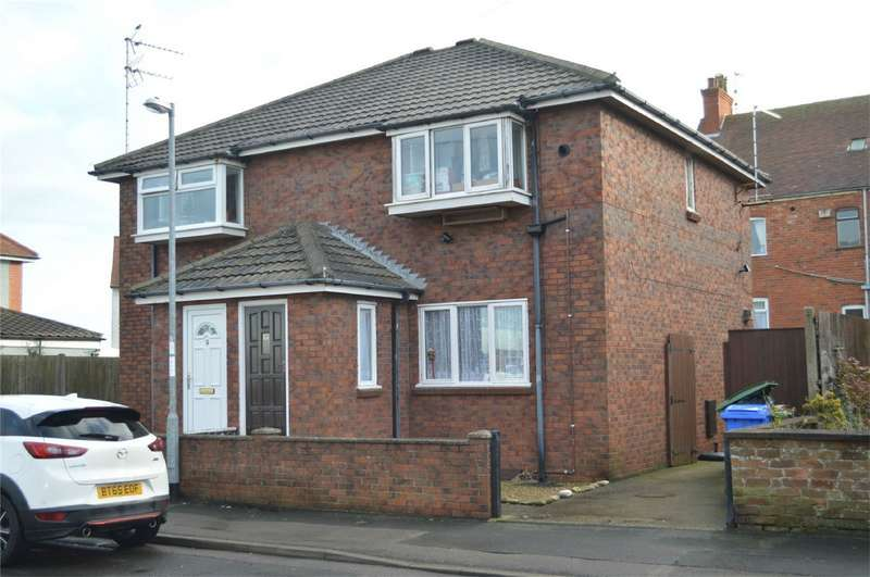 2 Bedrooms Semi Detached House for sale in Morrow Avenue, HORNSEA, East Riding of Yorkshire