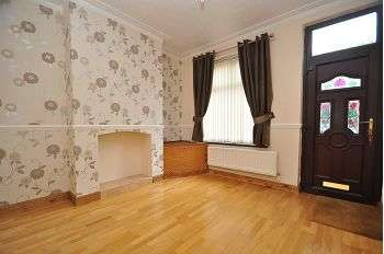 2 Bedrooms Terraced House for rent in Chorlton Road, Stoke On Trent