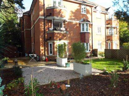 2 Bedrooms Flat for sale in 45 Wellington Road, Bournemouth, Dorset