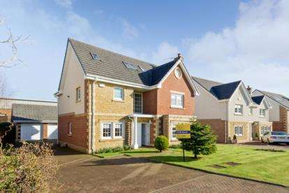 5 Bedrooms Detached House for sale in Ewenfield Place, Ayr