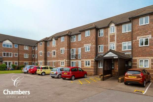 2 Bedrooms Retirement Property for sale in Glendower Court Velindre Road, Whitchurch, Cardiff, CF14