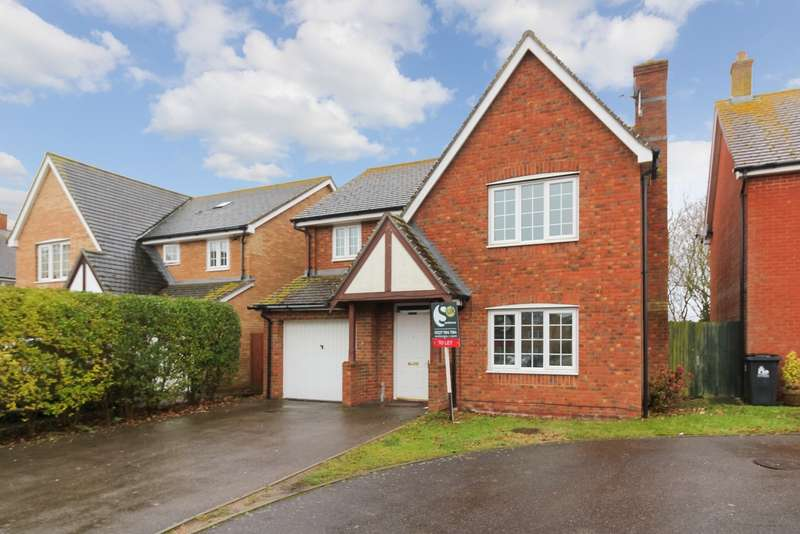 4 Bedrooms Detached House for rent in Acacia Drive, Island Road, Hersden, Nr Canterbury, CT3