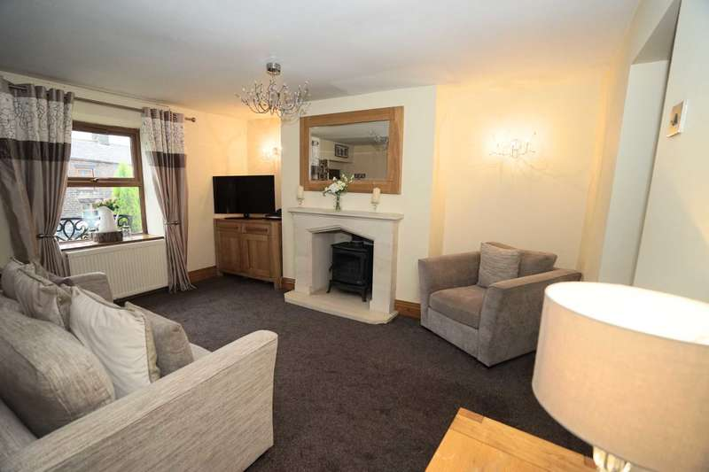 2 Bedrooms Cottage House for sale in High Street, Belmont
