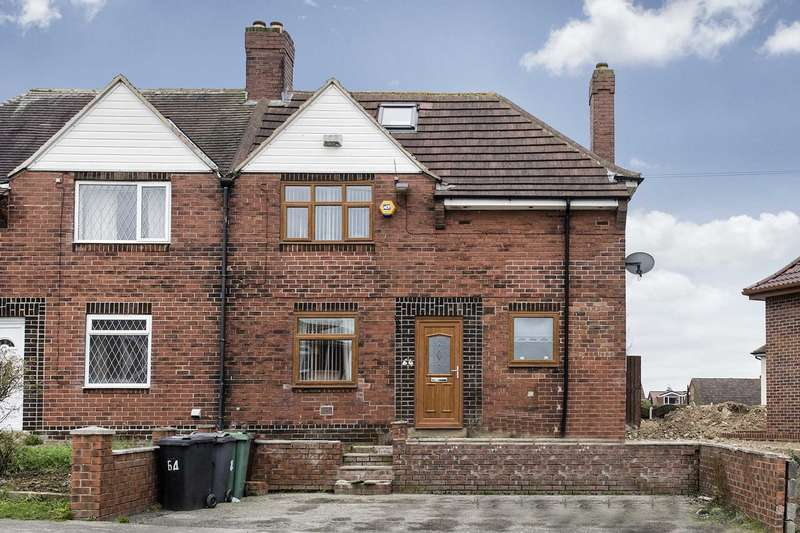 1 Bedroom Semi Detached House for rent in Woollin Avenue, Tingley