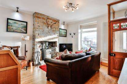 2 Bedrooms Semi Detached House for sale in Todmorden Road, Bacup, Rossendale, Lancashire, OL13
