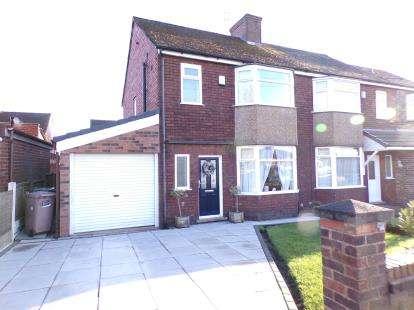 3 Bedrooms Semi Detached House for sale in Birchley Road, Billinge, Wigan, Merseyside, WN5
