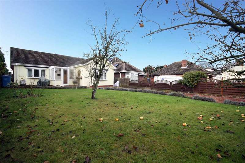 3 Bedrooms Detached Bungalow for sale in Bourne Hill, Wherstead, Ipswich, Suffolk, IP2 8NQ