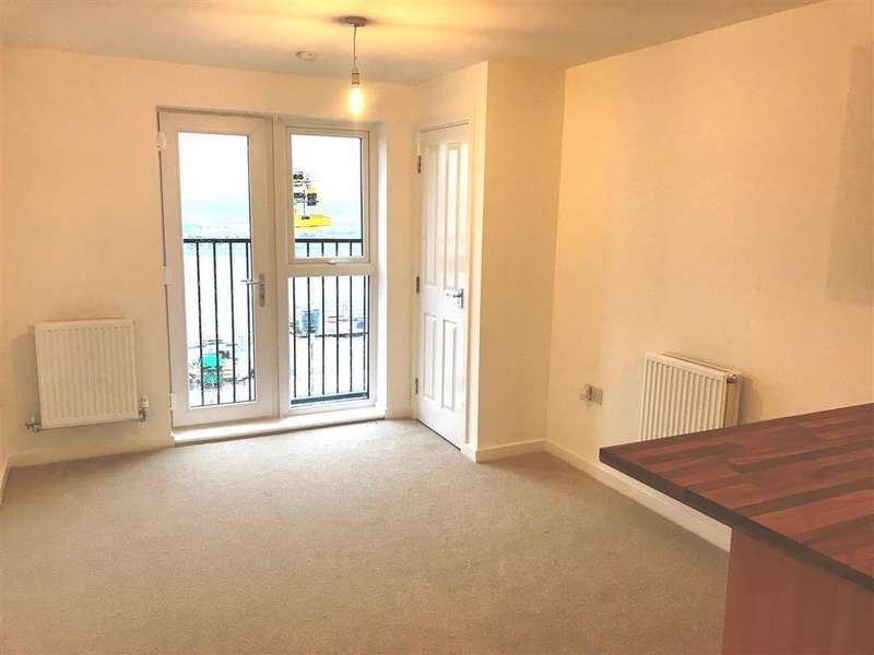 2 Bedrooms Apartment Flat for rent in Cei Tir Y Castell, Barry Waterfront, Barry