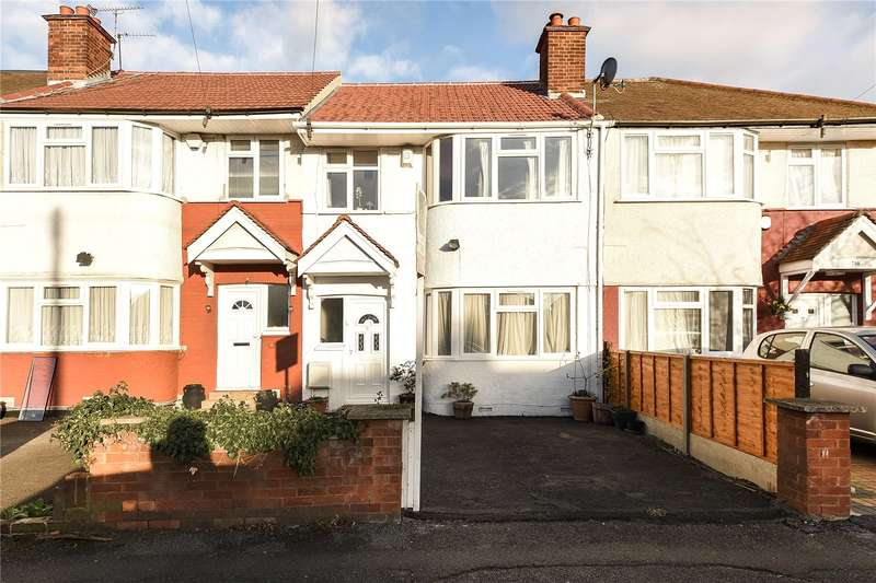 3 Bedrooms Terraced House for sale in Field End Road, Ruislip, Middlesex, HA4