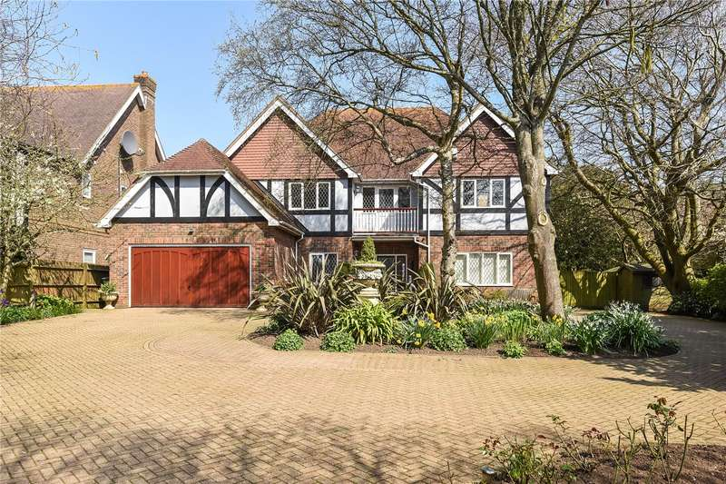 5 Bedrooms Detached House for sale in Dyke Road Avenue, Brighton, East Sussex, BN1
