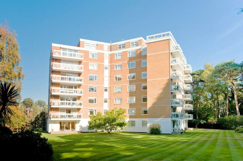 3 Bedrooms Flat for sale in Canford Cliffs