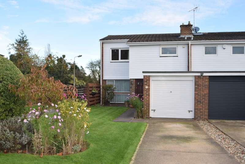 3 Bedrooms End Of Terrace House for sale in Redwood, Burnham, SL1
