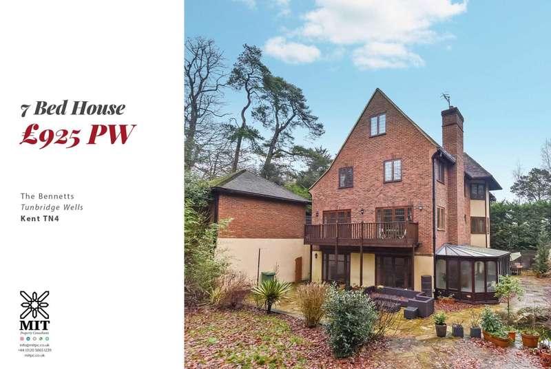 7 Bedrooms House for rent in Tunridge Wells, Royal Tunbridge Wells