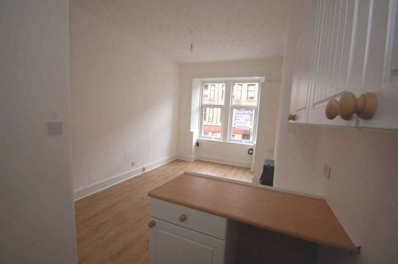 1 Bedroom Flat for sale in Paisley Road, Renfrew, Renfrewshire PA4 8JH