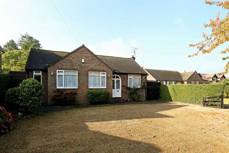 3 Bedrooms Bungalow for sale in Tring Road, Northchurch