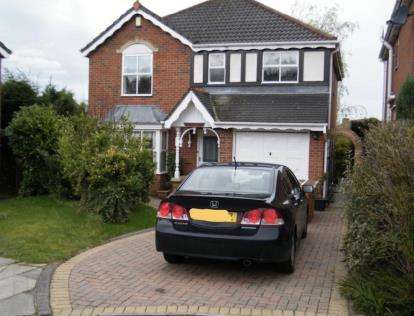 4 Bedrooms Detached House for sale in Rowen Park, Beardwood, Blackburn, Lancashire