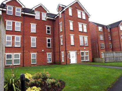 2 Bedrooms Flat for sale in Stitch Lane, Heaton Norris, Stockport, Cheshire