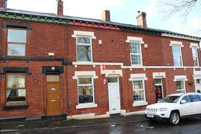 2 Bedrooms Terraced House for sale in Groby Street, Stalybridge, Cheshire, United Kingdom