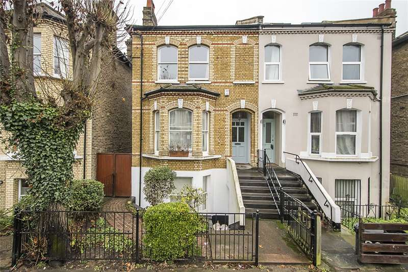 5 Bedrooms Semi Detached House for sale in Rossiter Road, London, SW12