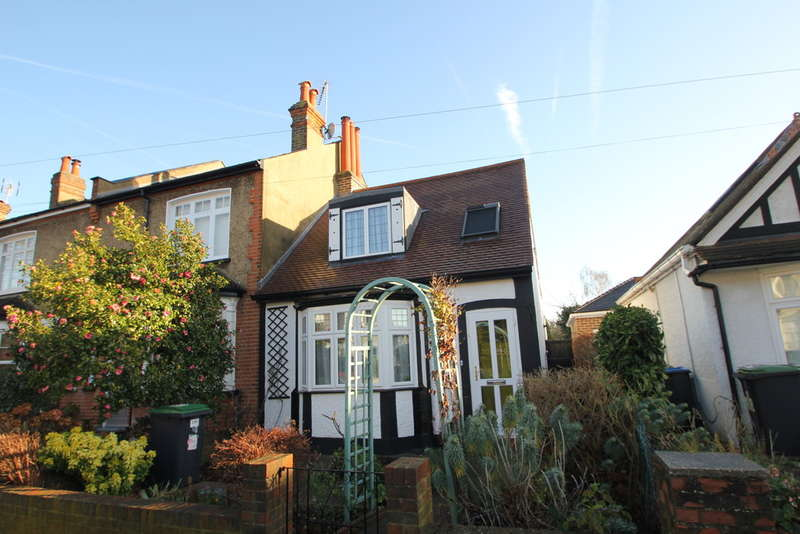 2 Bedrooms Semi Detached House for sale in Cotterill Road