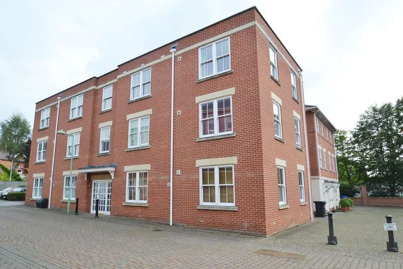 2 Bedrooms Flat for rent in Stephensons Place, Bury St. Edmunds