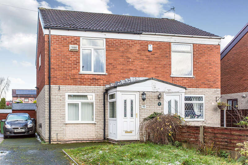 3 Bedrooms Semi Detached House for sale in Glastonbury Road, Astley,Tyldesley, Manchester, M29