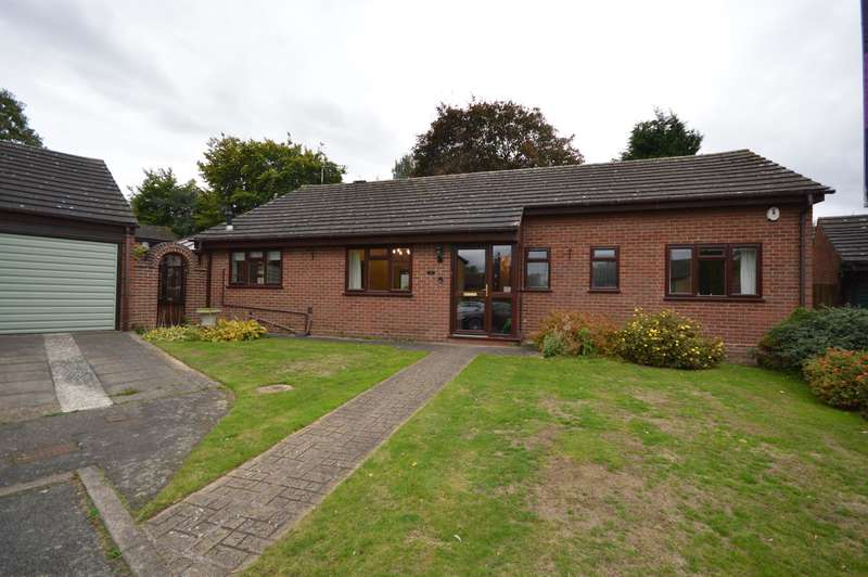 3 Bedrooms Bungalow for sale in Stable Close, Littlethorpe, Leicester, LE19 2JZ