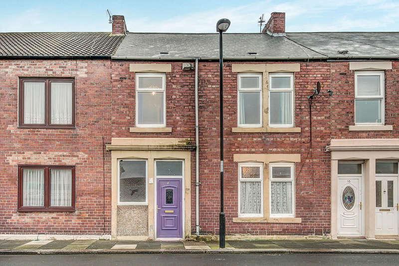3 Bedrooms Property for sale in Waldo Street, North Shields , NE29