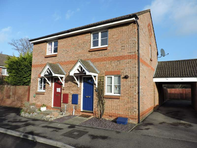 2 Bedrooms End Of Terrace House for rent in Arabian Gardens, Whiteley