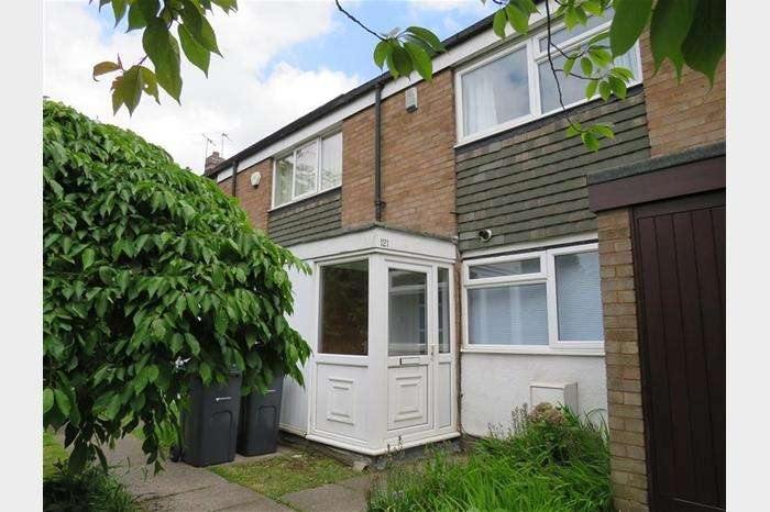 2 Bedrooms Terraced House for sale in Lordswood Road, Harborne, Birmingham, B17 9BH