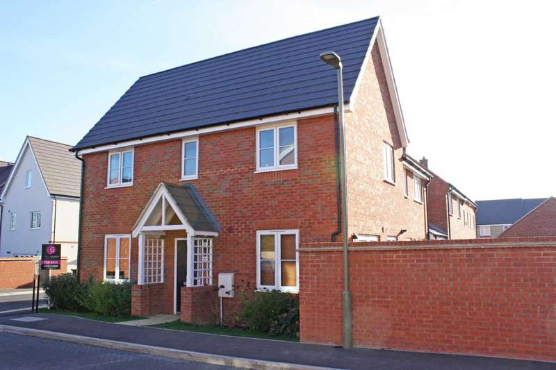 3 Bedrooms Semi Detached House for sale in Willow End, Didcot