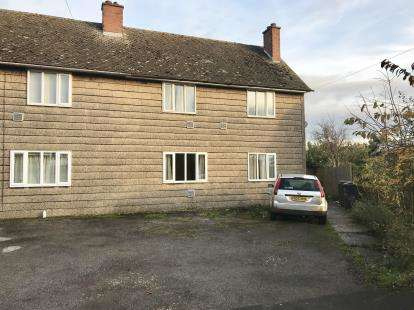 2 Bedrooms Semi Detached House for sale in Witham Drive, Chapel Hill, Lincoln, Lincolnshire
