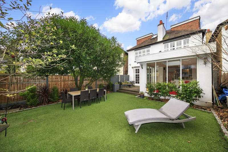 5 Bedrooms Detached House for sale in Mortlake Road, Kew