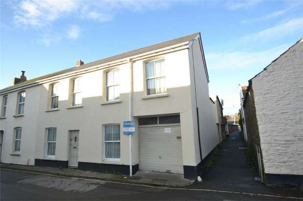 3 Bedrooms End Of Terrace House for sale in BRAUNTON, Devon