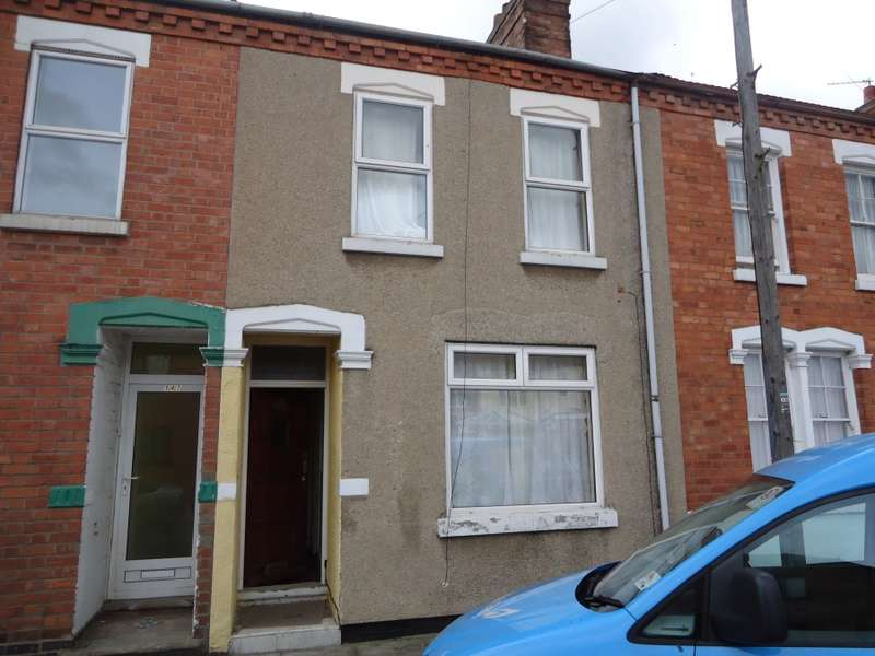 3 Bedrooms Terraced House for rent in Euston Road, Far Cotton, NN4 8DX