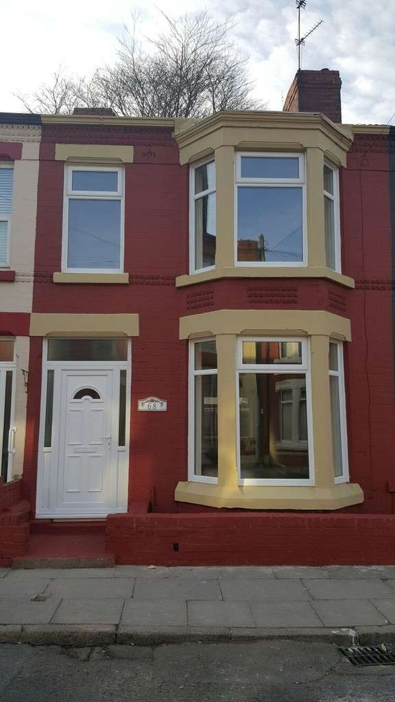 3 Bedrooms Terraced House for rent in Ennismore Road, Old Swan, Liverpool, L13