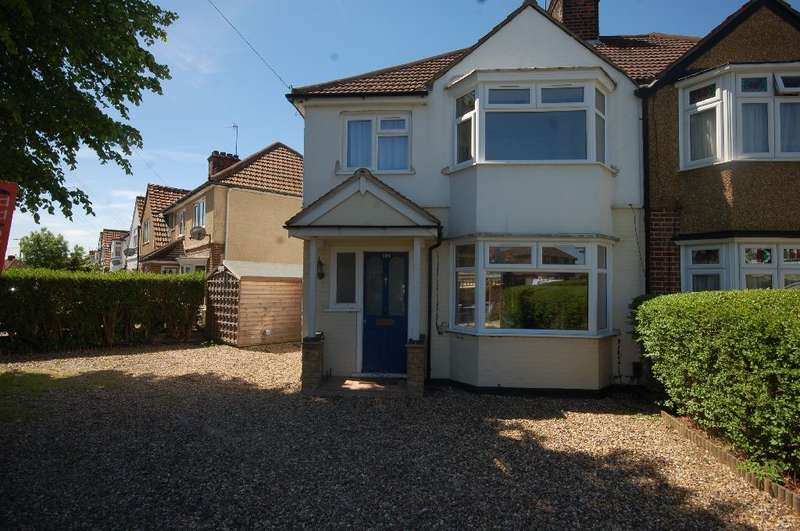 3 Bedrooms Semi Detached House for rent in Leggatts Way, Watford