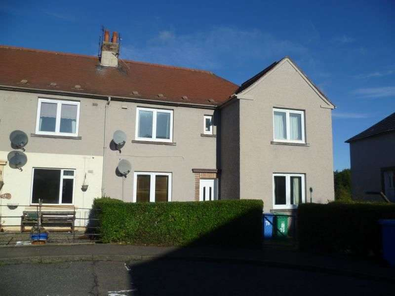 3 Bedrooms Flat for rent in Paterson Park, Leslie, Glenrothes, KY6