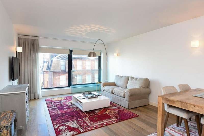 1 Bedroom Flat for sale in Hortensia Road, Chelsea