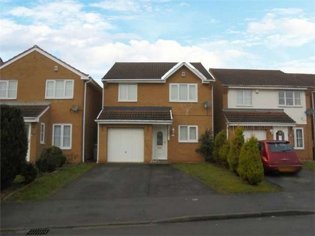 5 Bedrooms Detached House for sale in Gainsborough Crescent, Billingham, Durham