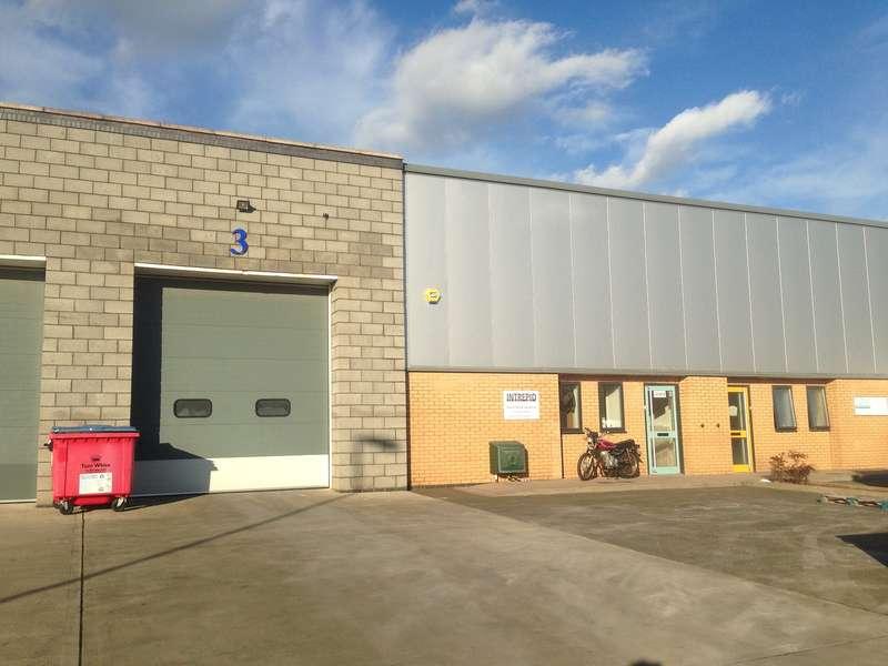Light Industrial Commercial for rent in Unit 3 Lime Kilns Business Park,Off Watling Street,Hinckley,Leicestershire,LE10 3EL, Off Watling Street, Hinckley