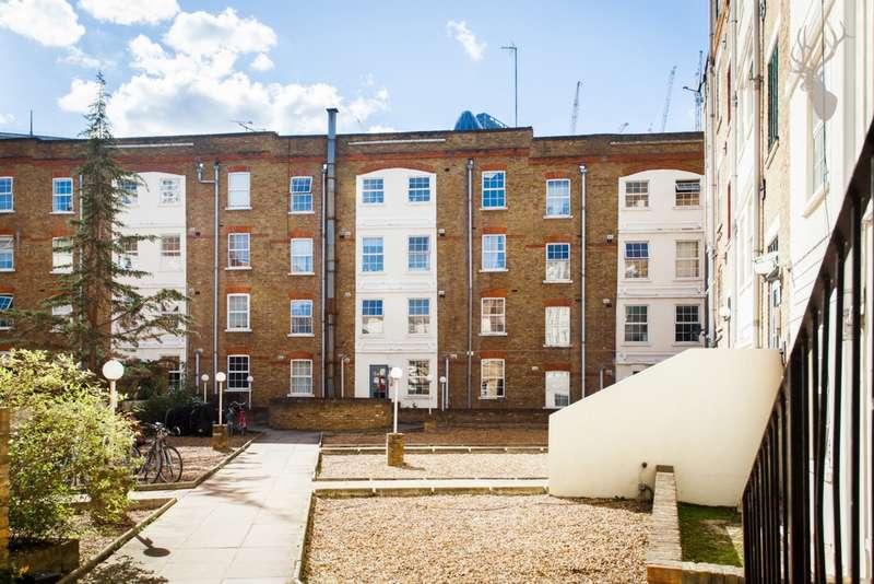 1 Bedroom Flat for sale in Arcadia Court, Old Castle Street, Spitalfields, E1
