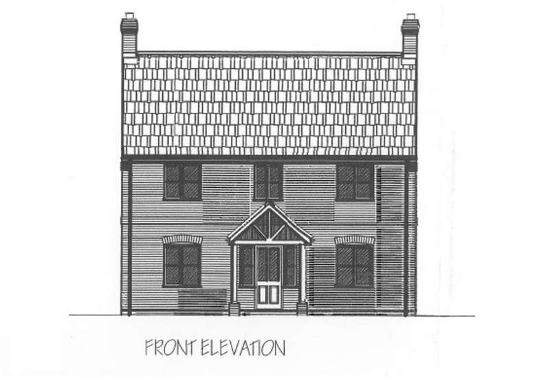 Plot Commercial for sale in Rushy Drove, Donington, PE11