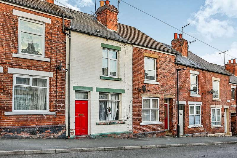 1 Bedroom Terraced House for sale in Wade Street, Sheffield, S4