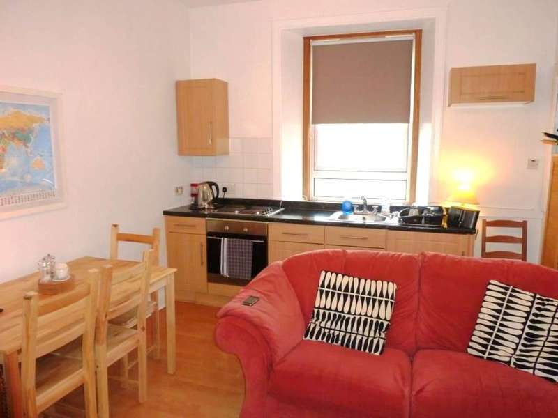 1 Bedroom Flat for rent in Albion Terrace, Edinburgh,