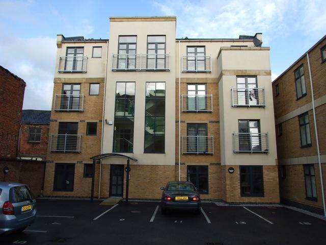 2 Bedrooms Apartment Flat for rent in City Central, Wright Street, Hull, East Yorkshire, HU2 8HU