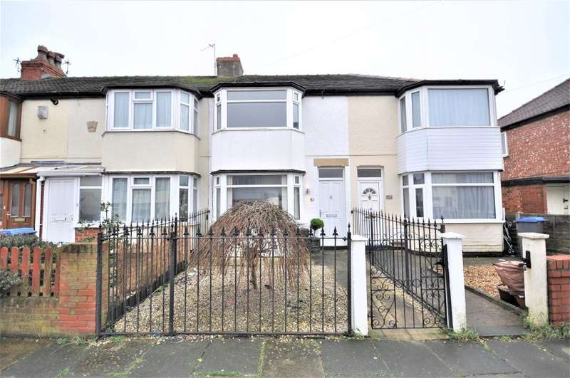 2 Bedrooms Terraced House for sale in Southbank Avenue, Marton, Blackpool, Lancashire, FY4 5BU