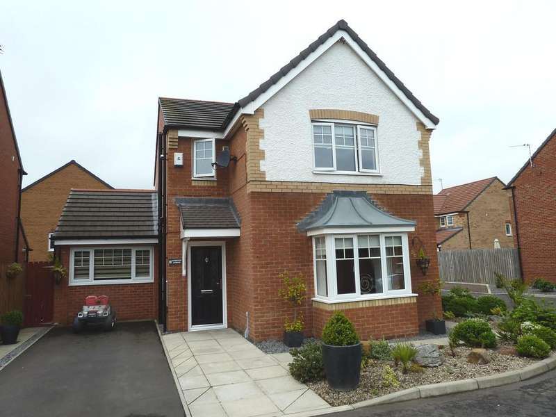 3 Bedrooms Detached House for sale in Alnmouth Avenue, Ashington NE63