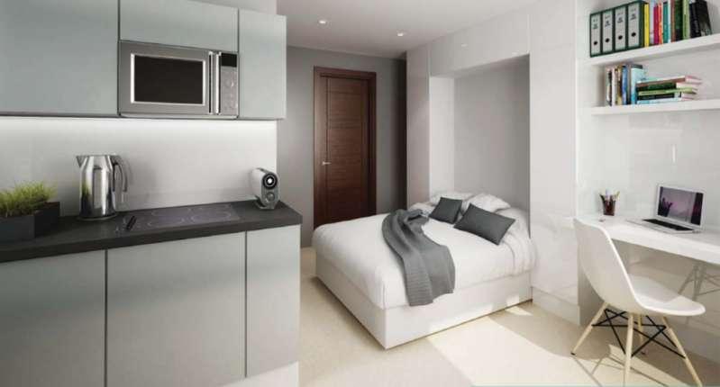 Studio Flat for sale in Kelham works, Russell Street, Sheffield S3