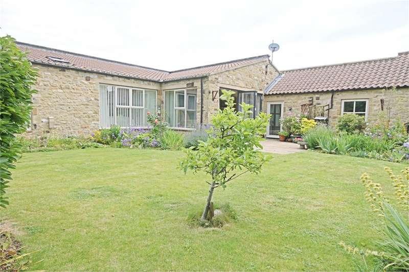 3 Bedrooms Semi Detached Bungalow for sale in Summerhouse, Darlington, Co Durham, DL2